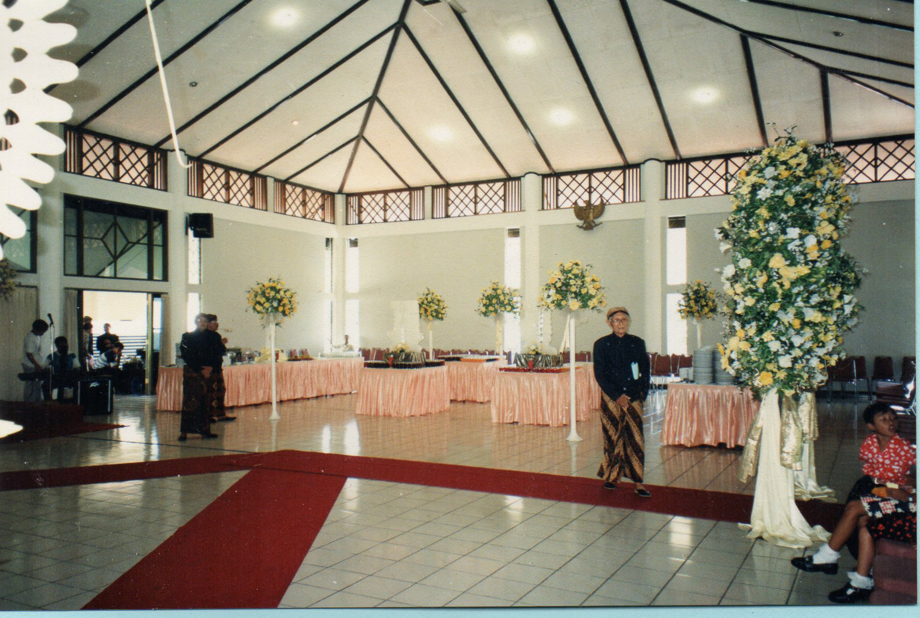Hall - Auditorium 1